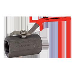 mako ball valve